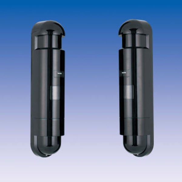 画像1: 小電力型ワイヤレスシステム(送信機シリーズ)/赤外線センサ送信機 近赤外線ビーム遮断方式(対向型2段ビーム)屋外20m・屋内30/TX-121A (1)