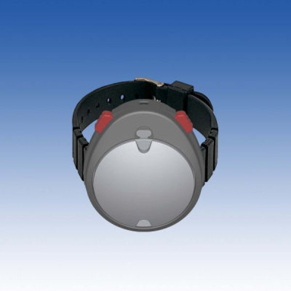 画像1: 小電力ワイヤレスシステム(4周波切替対応型)/腕時計型送信機 4周波切替対応型/TXF-104B (1)