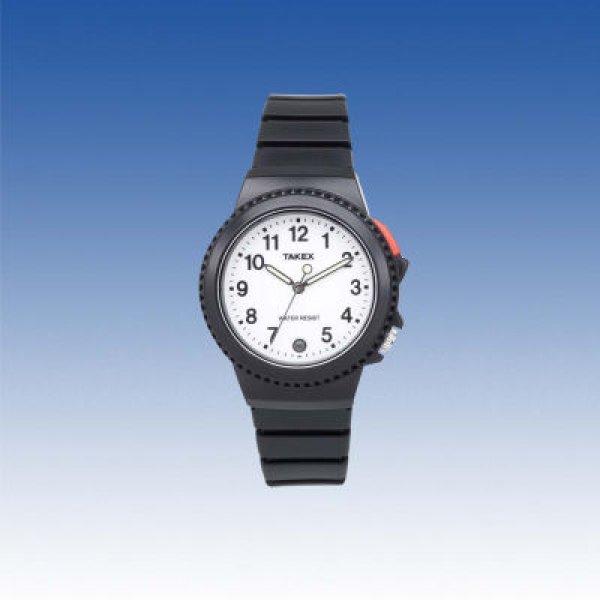 画像1: 小電力型ワイヤレスシステム(送信機シリーズ)/腕時計送信機 4周波切替対応型/TXF-111(W) (1)