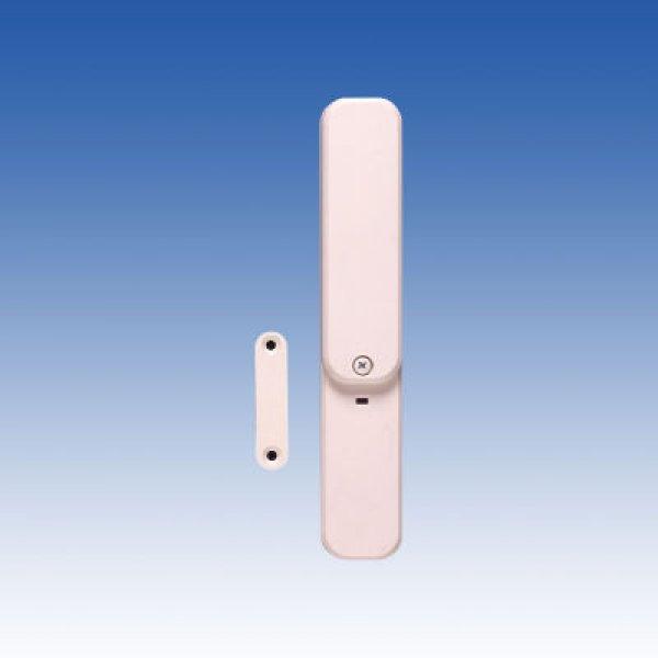 画像1: 小電力型ワイヤレスシステム(送信機シリーズ)/マグネットスイッチ送信機4周波切替対応型・一体型/TXF-115L(W) (1)
